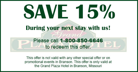 Grand Plaza Hotel Coupons